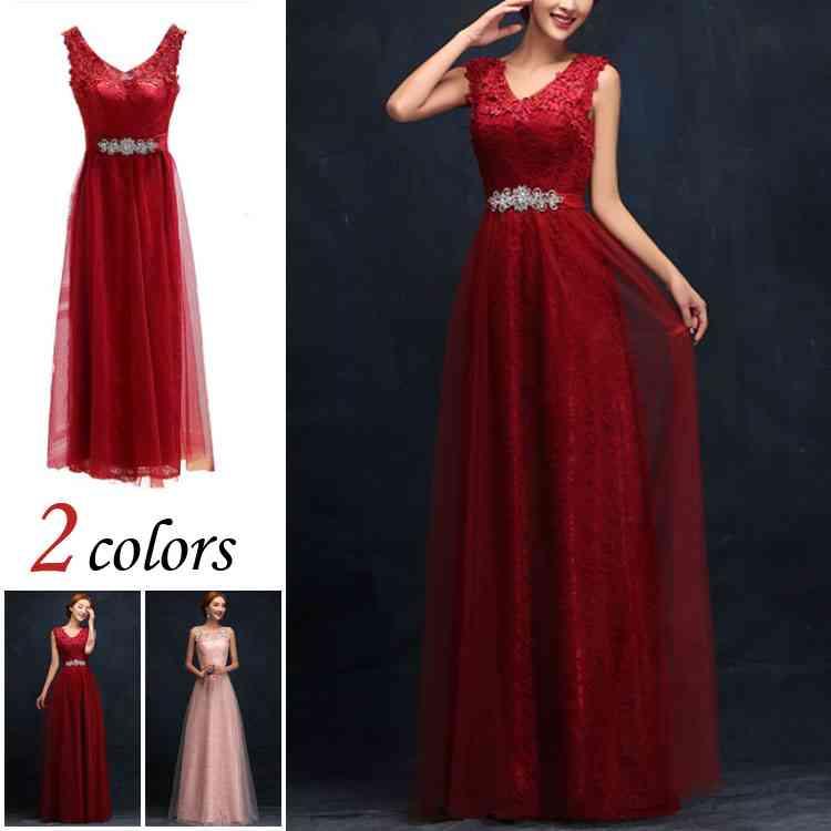 5f5fb8f016475 minana   ウェディングドレス Aライン パーティードレス 安い ウエディングドレス 二次会 花嫁 披露宴 ブライダル 結婚式 ロングドレス  大きいサイズ シンプ